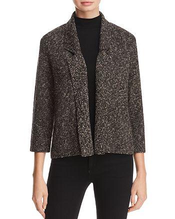 Eileen Fisher Petites - Open-Front Jacket