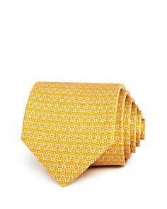 Salvatore Ferragamo Alternating Gancini Classic Tie - Bloomingdale's_0