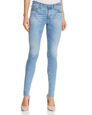 Ag Farrah Skinny Ankle Jeans in 18 Years Cruising