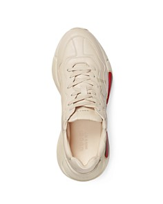 Gucci - Men's Vintage Stripe Logo Sneakers