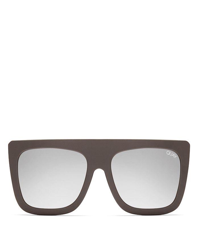 8c9fef5dab Quay - Women s Cafe Racer Square Sunglasses