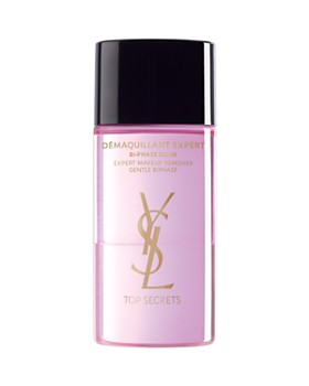YSL - Top Secrets Gentle Bi-Phase Expert Makeup Remover