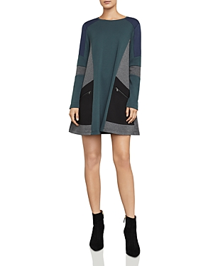 Bcbgmaxazria Gigi Color-Block Dress