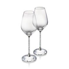 Swarovski Crystalline Red Wine Glass, Set of 2 - Bloomingdale's_0