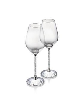 Swarovski - Crystalline Red Wine Glass, Set of 2
