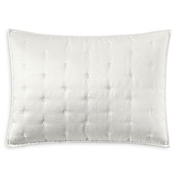 Hudson Park Collection - Nouveau Quilted Standard Sham - 100% Exclusive