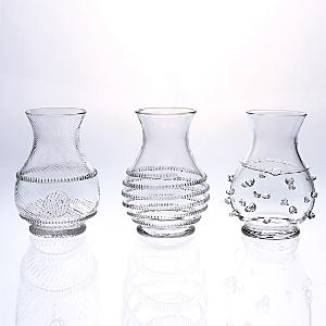 Juliska Mini Vases, Set of 3