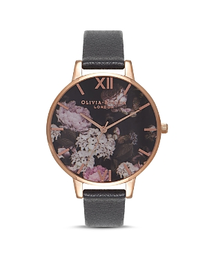 Olivia Burton Signature Florals Watch, 38mm