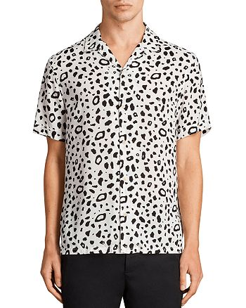 ALLSAINTS - Panther Regular Fit Button-Down Shirt