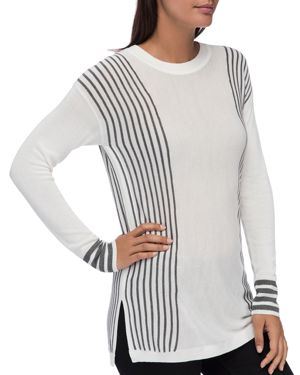 B Collection by Bobeau Cleo Striped Sweater