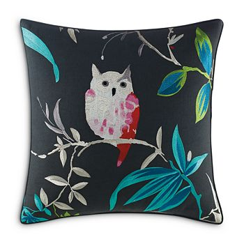 """kate spade new york - Trellis Blooms Decorative Pillow, 18"""" x 18"""""""