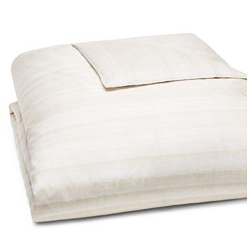 Vera Wang - Strie Sateen Duvet Cover, King - 100% Exclusive
