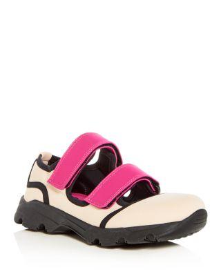 Marni Women's Mary Jane Sneakers