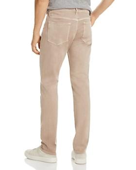 PAIGE - Transcend Federal Slim Fit Pants in Vintage Wicker - 100% Exclusive