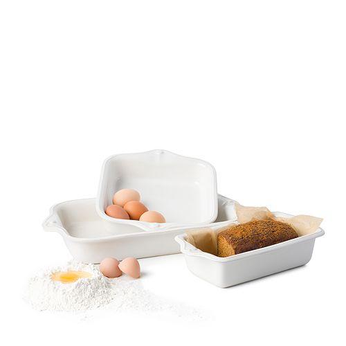 Juliska - Berry & Thread Whitewash 3-Piece Baking Set