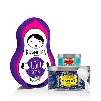Kusmi Tea - Anastasia Doll Tin Gift Set, 5.28 oz.