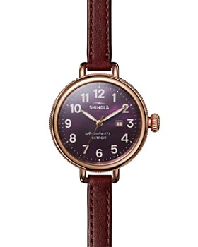 Shinola - Birdy Watch, 34mm