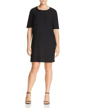 Eileen Fisher Plus Side-Zip Dress 2809876