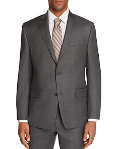 Michael Kors - Sharkskin Classic Fit Suit Jacket - 100% Exclusive