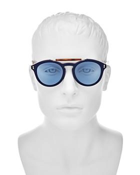 Gucci - Men's Top Bar Round Sunglasses, 50mm
