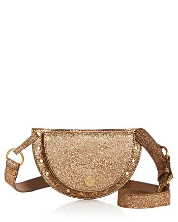 See by Chloé - Kriss Convertible Leather Belt Bag