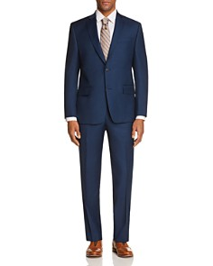 Michael Kors - Textured Solid Classic Fit Suit Separates - 100% Exclusive