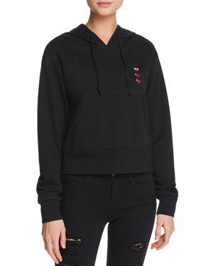Honey Punch Heart Hooded Sweatshirt - 100% Exclusive