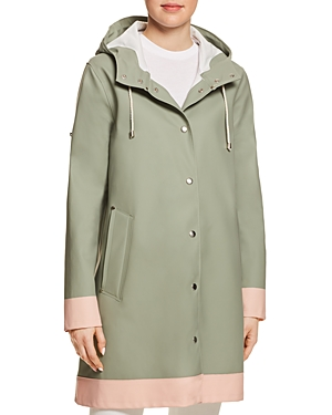 Stutterheim Mosebacke Color-Block Raincoat - 100% Exclusive