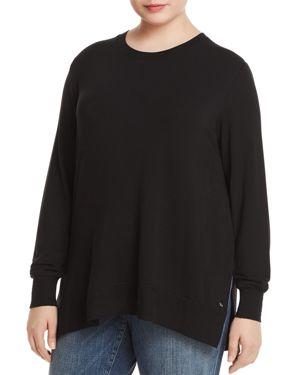 Marc New York Performance Plus High/Low Sweatshirt