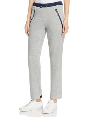 Kenneth Cole Zip-Pocket Jogger Pants