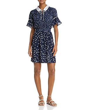 French Connection Komo Printed Dress