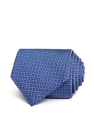 Boss Floral Medallion Neat Classic Tie