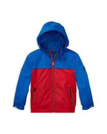 d75e3462b Ralph Lauren Boys' Packable Windbreaker Jacket - Little Kid ...