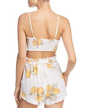 For Love & Lemons - Lemonade Bra Top