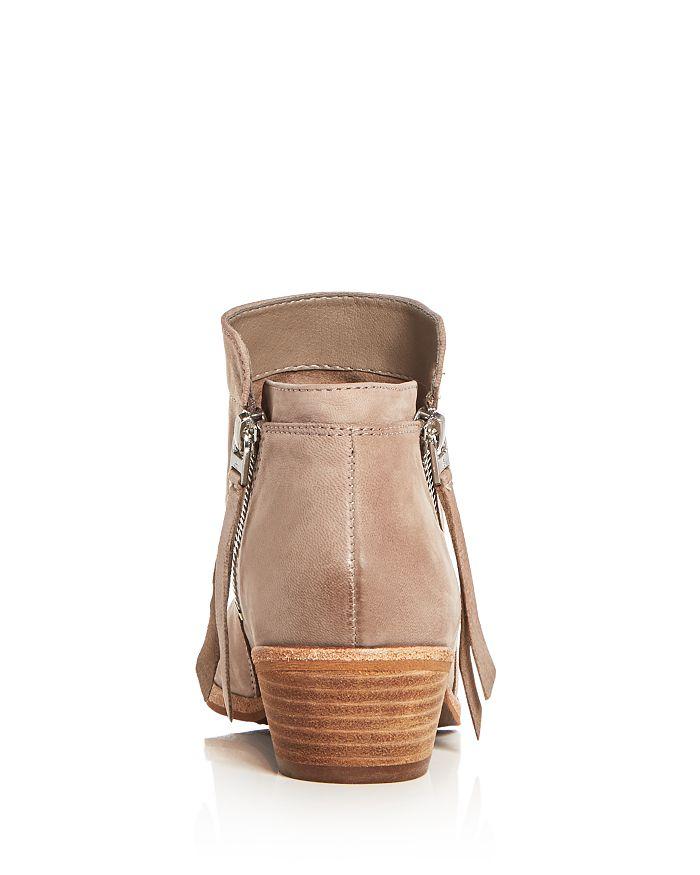 c282b363221c7 Sam Edelman - Women s Packer Leather Low Heel Booties