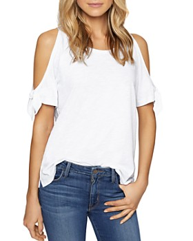 4849362f8347b0 Sanctuary - Lou-Lou Cold-Shoulder Top ...