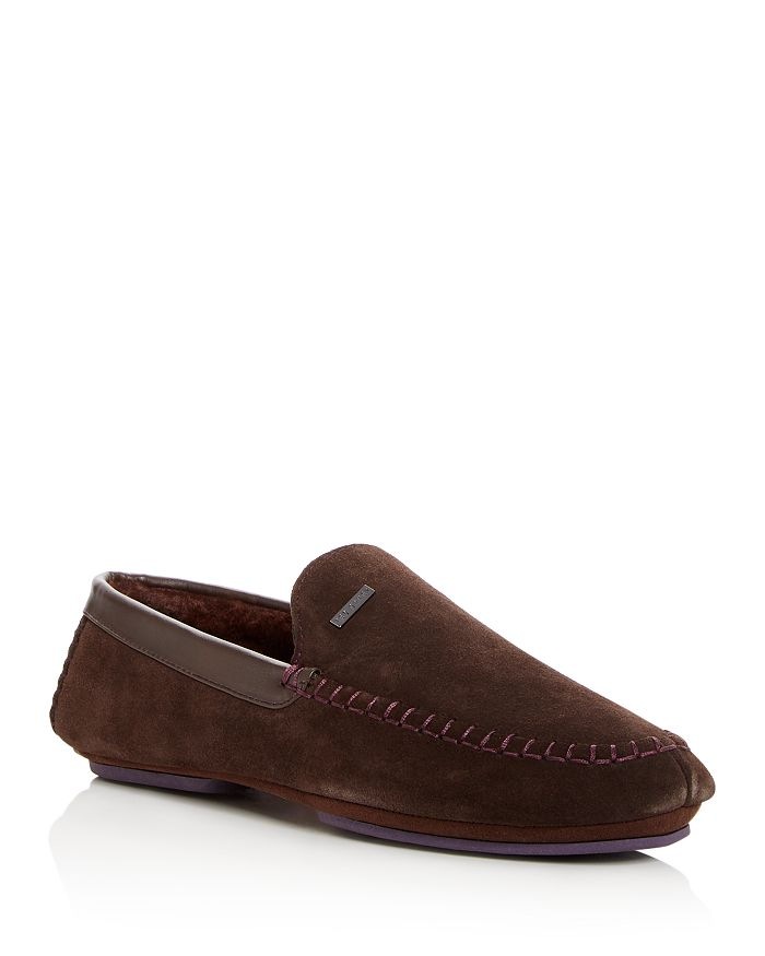 fd1c8c97c74d Ted Baker - Men s Moriss Suede Moccasin Loafers