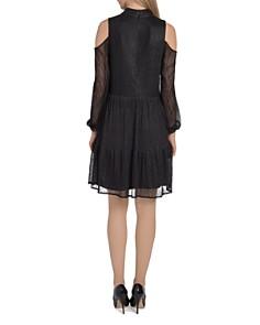 Lyssé - Cold-Shoulder Lace Dress