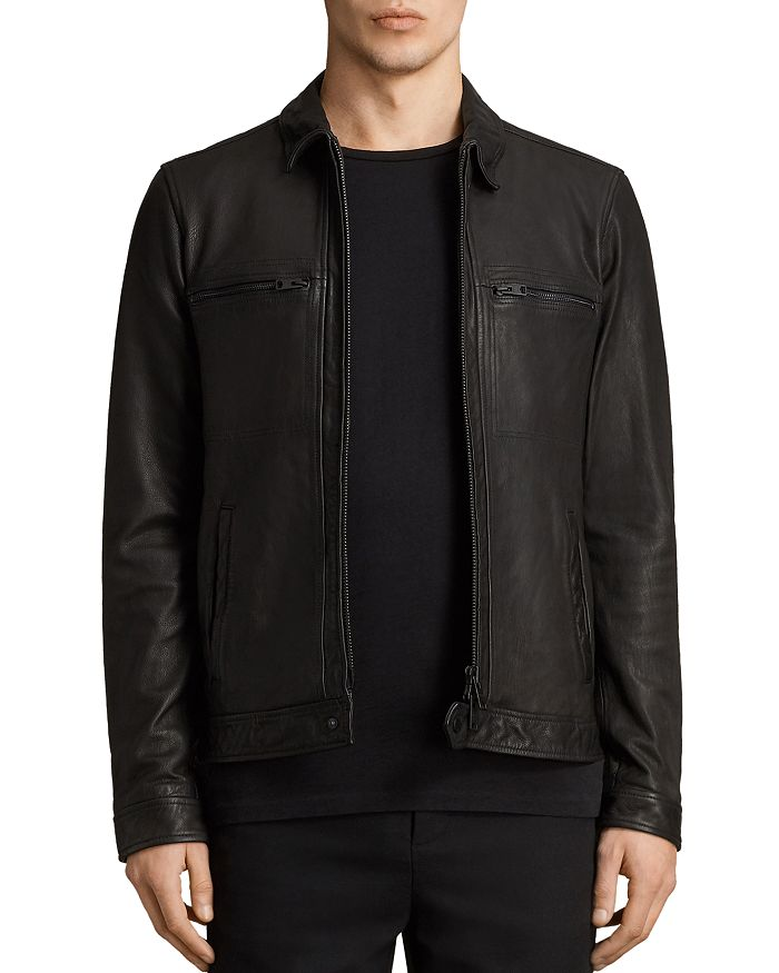 ALLSAINTS - Lark Leather Jacket