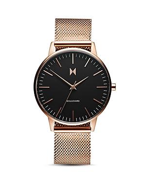 Mvmt Boulevard Series Watch, 38mm