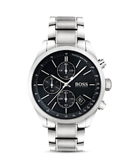 BOSS Hugo Boss - Grand Prix Watch, 44mm