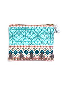 Sky Camila Embroidered Pouch- 100% Exclusive - Bloomingdale's Registry_0