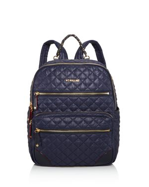 CROSBY BACKPACK - BLUE
