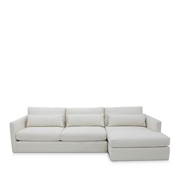 Bloomingdale's Artisan Collection - Blair 2-Piece Sectional - Right Facing Chaise - 100% Exclusive