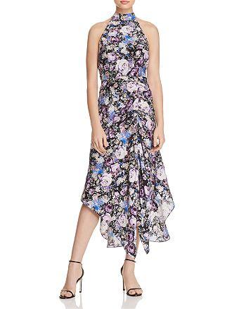 Parker - Jagger Floral Silk Dress