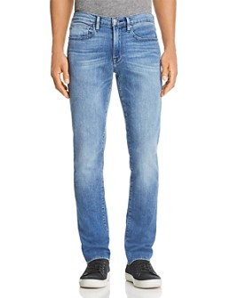 FRAME - L'Homme Slim Fit Jeans in Bradbury
