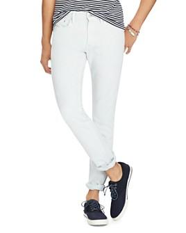 Polo Ralph Lauren - Sullivan Slim Stretch Fit Jeans in Blue - 100% Exclusive