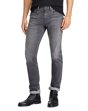 Polo Ralph Lauren - Sullivan Slim Stretch Fit Jeans in Gray