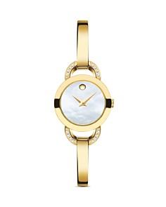 Movado - Rondiro Diamond Watch, 22mm