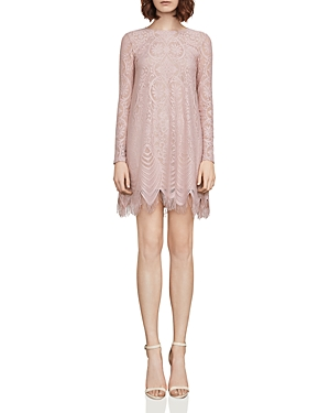 Bcbgmaxazria Marae Lace A-Line Dress